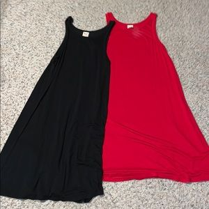 Bundle fit and flare dresses!